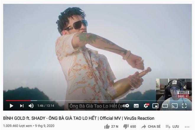 Sau cuộc bàn phím chiến, netizen đào lại clip ViruSs reaction từ 4 tháng trước: Tôi không đánh giá quá cao verse rap của Bình Gold - Ảnh 3.