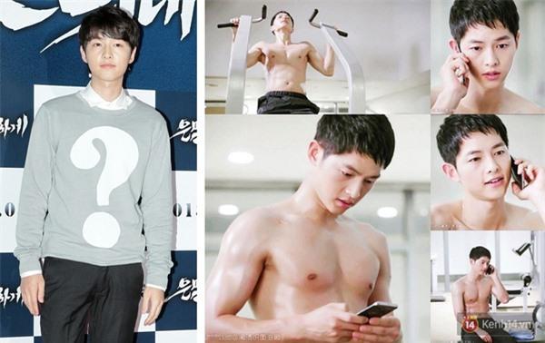 Song Joong Ki lấy lại visual đỉnh cao sau 2 năm ly hôn Song Hye Kyo, nhìn body mlem lại nhớ hồi gây bão Hậu Duệ Mặt Trời - Ảnh 11.