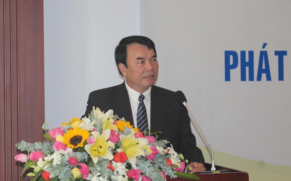 Tiến sĩ Phạm S, Phó Chủ tịch UBND tỉnh Lâm Đồng.