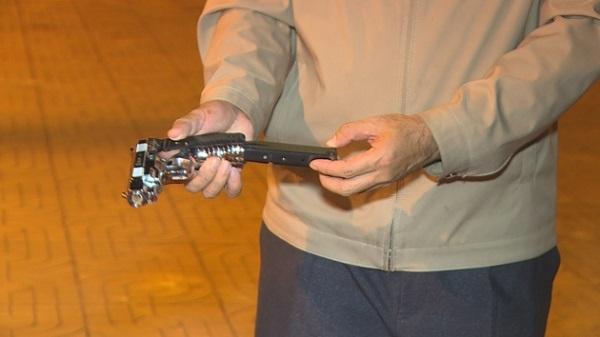 Ngoài ra, Trần Mai Toàn còn khai mua 1 khẩu súng với giá 20 triệu đồng.