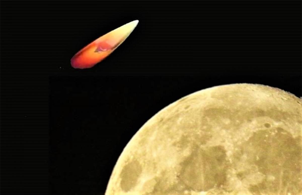 Mặt Trăng được cho là chìa khóa để giành ưu thế quân sự trong không gian gần Trái Đất; Nguồn: topcor.ru.