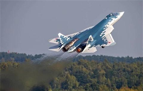 Ten lua moi cua Nga khien Su-57