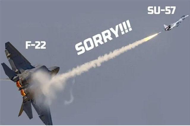 'Quái điểu' Su-57 Nga sẽ hạ nhục tiêm kích F-35 và F-22 Mỹ nếu xảy ra không chiến Ông Igor Korotchenko khẳng định, F-35 rõ ràng không phải là đối thủ của Su-57. Ảnh: Internet.