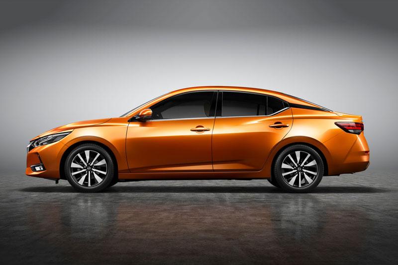 1. Nissan Sylphy (doanh số: 542.725 chiếc).