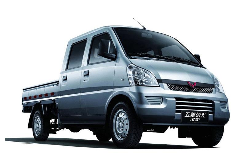 2. Wuling Mini Truck (doanh số: 477.569 chiếc).