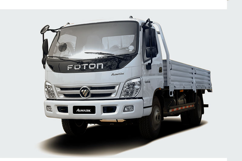 4. Foton Light Truck (doanh số: 410.857 chiếc).