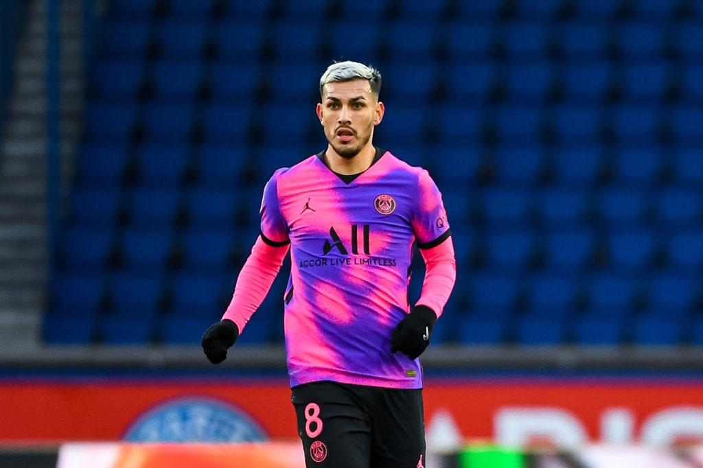 Tiền vệ: Leandro Paredes (Paris Saint-Germain).