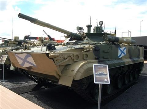 BMP-3F la chien xa tot nhat cho linh thuy danh bo