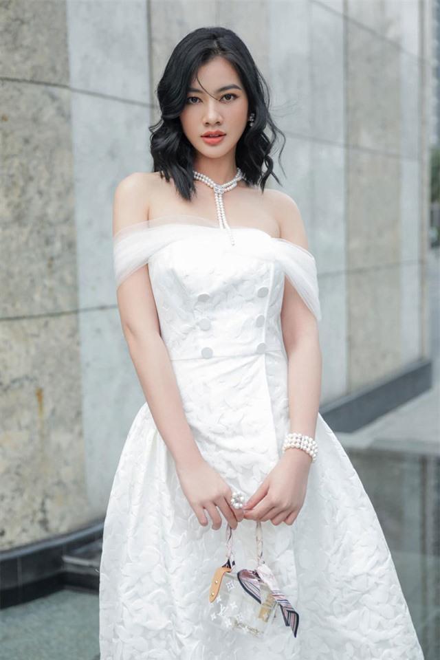 Cẩm Đan - thí sinh có gương mặt đẹp Hoa hậu Việt Nam 2020: Tuổi thơ khó khăn nên Tết cũng đơn giản - Ảnh 3.