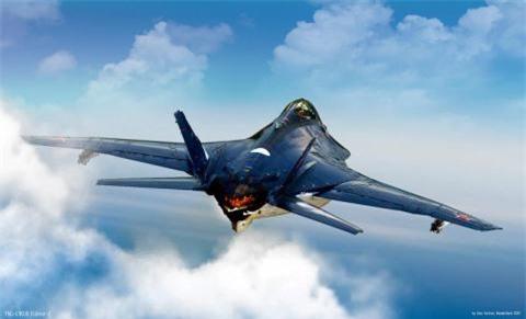 Nga can nhacngan sach khungchuong trinh MiG-41