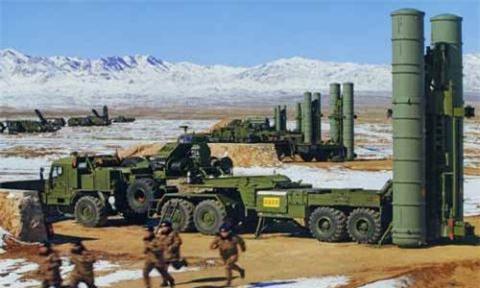 'Nga cham ban giao S-400 cho Trung Quoc vi An Do'