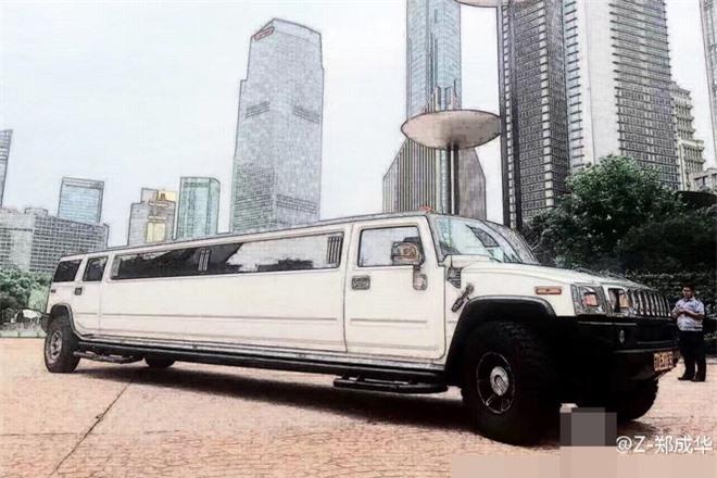 Than thở nghèo không có tiền, Trịnh Sảng bị bóc phốt nói dối: Đưa đón người thân bằng hẳn phi cơ, limousine đắt tiền - Ảnh 5.