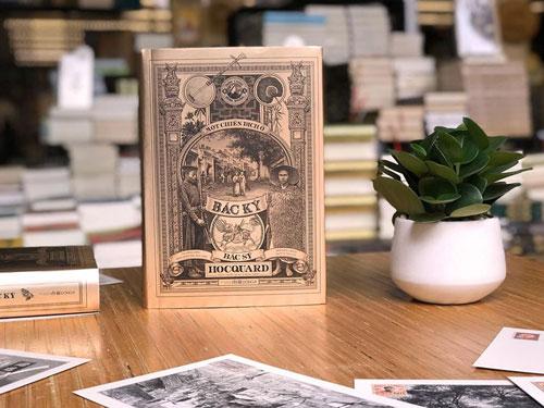 Sách Một chiến dịch của Bắc Kỳ (Đinh Khắc Phách dịch, NXB Văn học phối hợp Đông A xuất bản năm 2020). Nguồn: Fanpage Đông A books