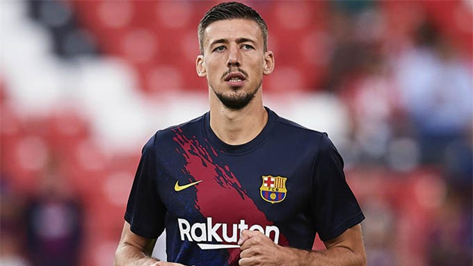 Lenglet sẽ khóa chặt Icardi ở trận Barca vs PSG?