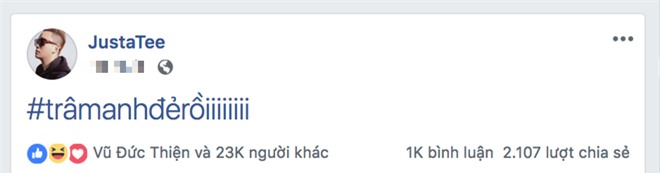 """Dàn """"Trâu vàng"""" Vbiz sắp chào đời: Bé nhà An Nguy chưa ra đời đã có 10.000 fan, hóng thông báo """"Trâm Anh đẻ rồi"""" của Justatee - Ảnh 9."""