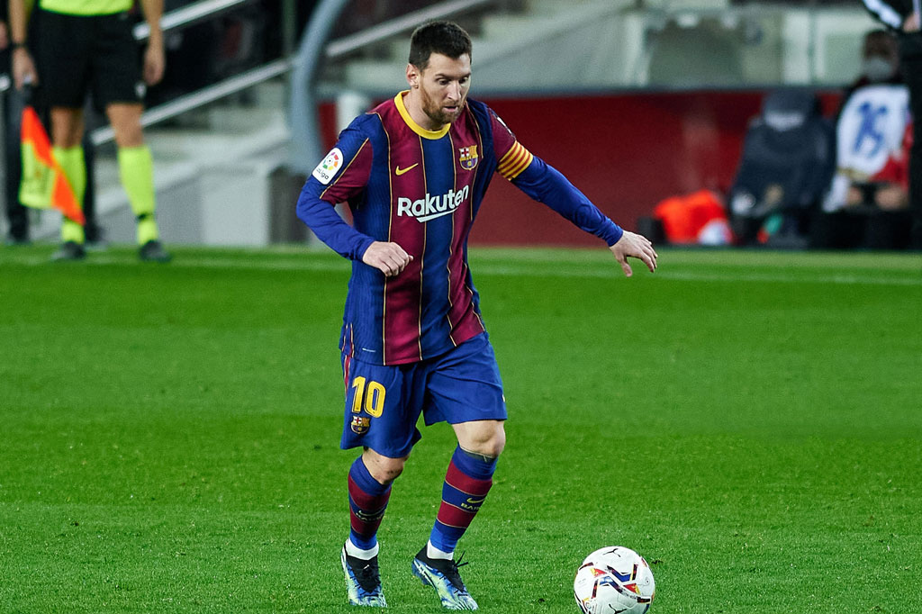 Messi sẽ giúp Barca giành chiến thắng?