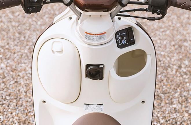 Yamaha Vino 2021 duoc ra mat xe ga Yamaha dung dong co Honda anh 3