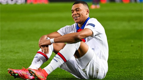 Mbappe hân hoan khi PSG đại thắng Barca nhưng thận trọng trước trận lượt về