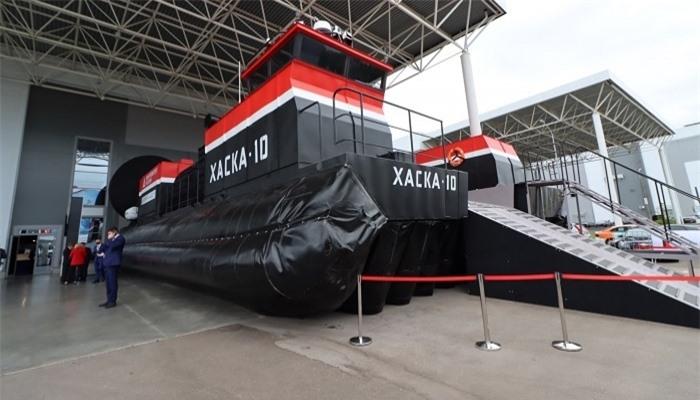 Giới thiệu về Haska-10, Dmitry Tarasov, Tổng giám đốc công ty Kalashnikov cho biết: \