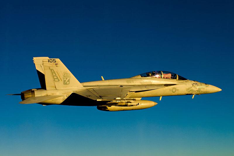 Chiến cơ Nga đã vô hiệu hóa hệ thống của máy bay chiến đấu-ném bom Mỹ