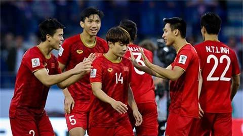 BXH FIFA tháng 2: ĐT Việt Nam vẫn xếp thứ 93, Top 30 giữ nguyên