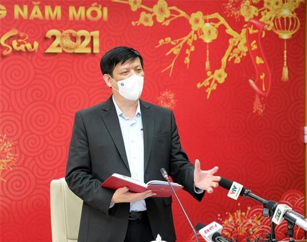 Bo Y te: Co gang co 60 trieu lieu vacxin phong COVID-19 trong nam 2021 hinh anh 1