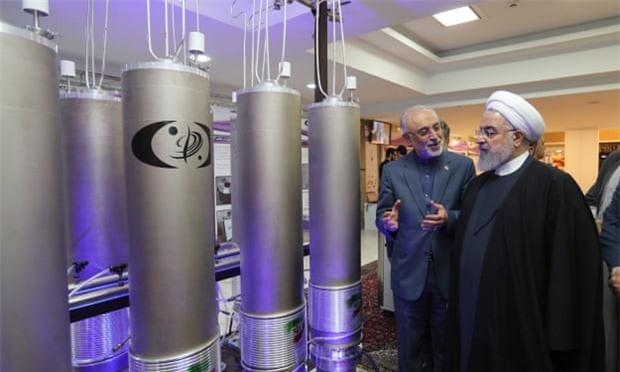 Cảnh báo sắc lẹm của quan chức Iran về thúc đẩy phát triển vũ khí hạt nhân - ảnh 1