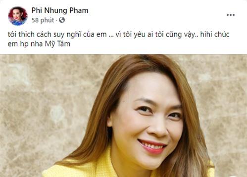 Lệ Quyên và dàn sao Việt chia sẻ cảm xúc khi Mỹ Tâm công khai hẹn hò Mai Tài Phến - Ảnh 3.