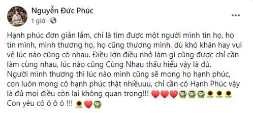 Lệ Quyên và dàn sao Việt chia sẻ cảm xúc khi Mỹ Tâm công khai hẹn hò Mai Tài Phến - Ảnh 4.