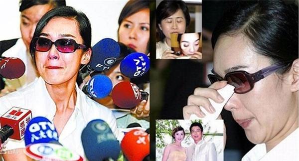 Sao Hoa ngữ khốn đốn vì bị chồng bạo hành