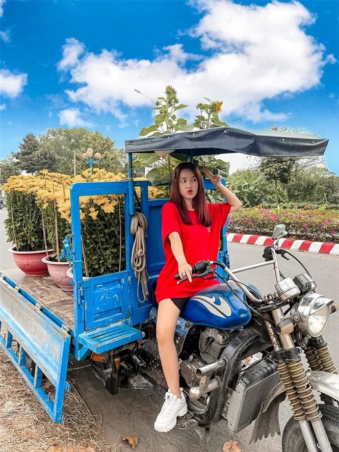 Sao Việt ở quê ăn Tết, bình dị khó nhận ra - ảnh 6