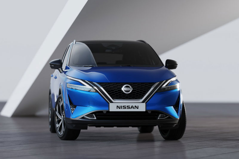 Nissan Qashqai 2021.