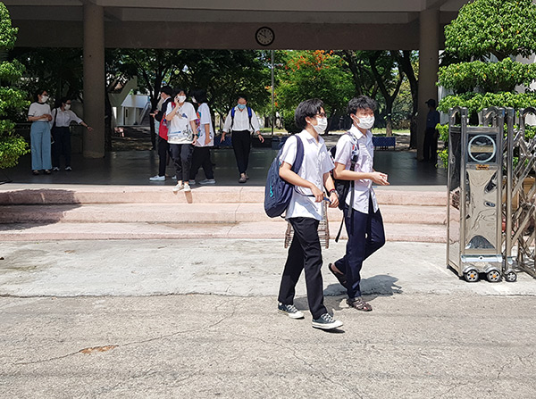 Thủ trưởng các đơn vị, trường học trên địa bàn Đà Nẵng được yêu cầu quán triệt