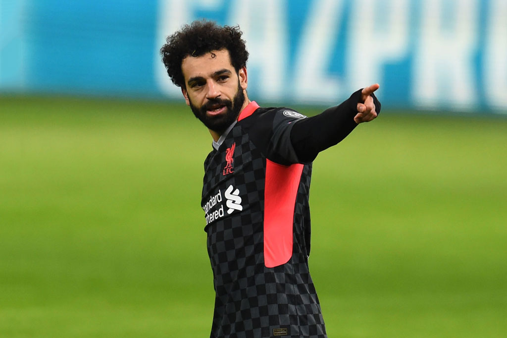 8. Mohamed Salah (Liverpool/ĐT Ai Cập).