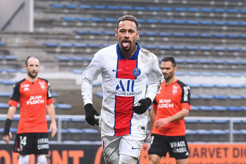9. Neymar (Paris Saint-Germain/ĐT Brazil).