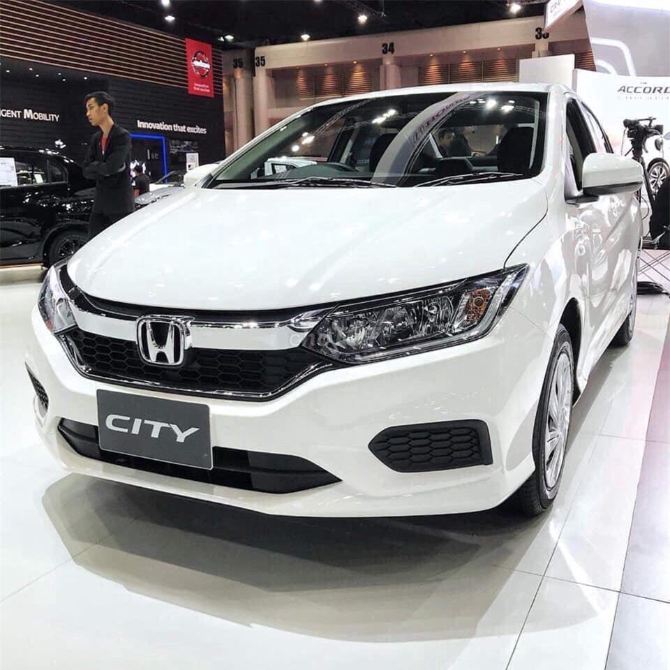 Mẫu xe Honda City