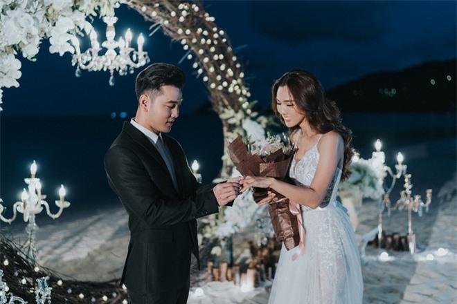 Vợ siêu mẫu của Ưng Hoàng Phú làm mất nhẫn cưới hơn 1 tỷ đồng - Ảnh 1.