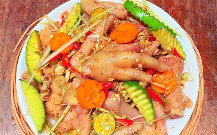 6 cách chế biến các món ngon từ chân gà ăn hoài không ngán