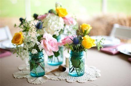 Mẹo giữ hoa cắm bình tươi lâu