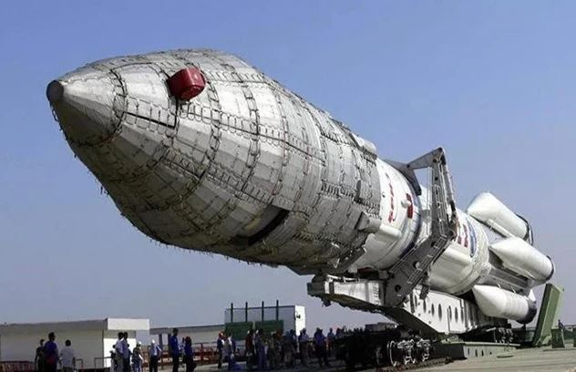 Tên lửa Angara-A5.