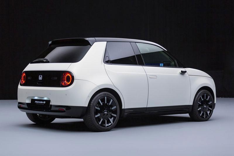 5. Honda E.