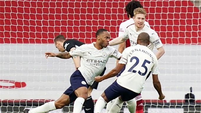Man City là đội duy nhất ở giải Ngoại hạng Anh thắng 11 trận sân khách liên tiếp