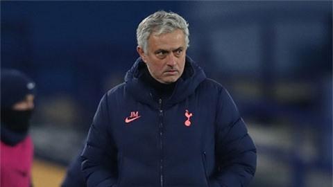 Tỷ lệ Mourinho bị sa thải cao nhất Ngoại hạng Anh