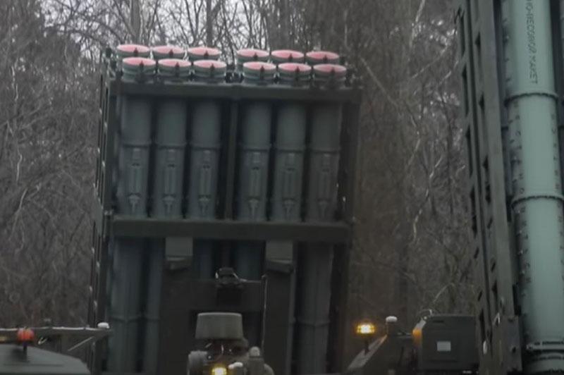 Quân đội Nga sắp tiếp nhận hệ thống phòng không S-350 cấp trung đoàn đầu tiên