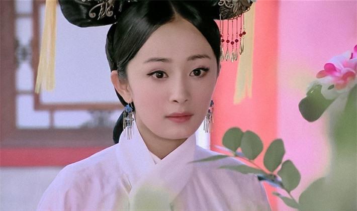 Dương Mịch vai Lạc Tình Xuyên.