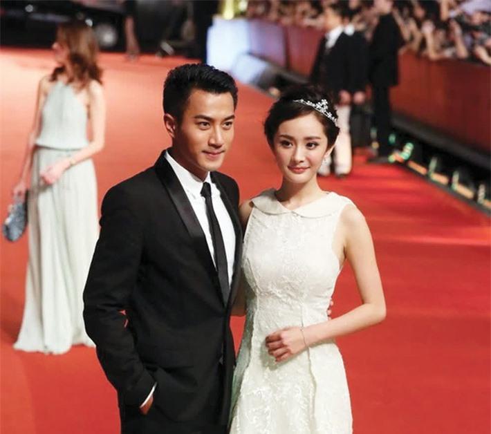 Dương Mịch có cuộc hôn nhân ồn ào với Lưu Khải Uy.