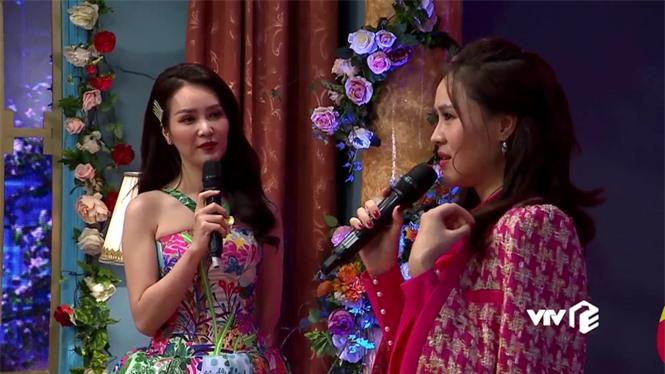 Hồng Diễm chưa hôn trên phim, Phương Oanh cứ đóng phim là trục trặc tình cảm  - ảnh 1
