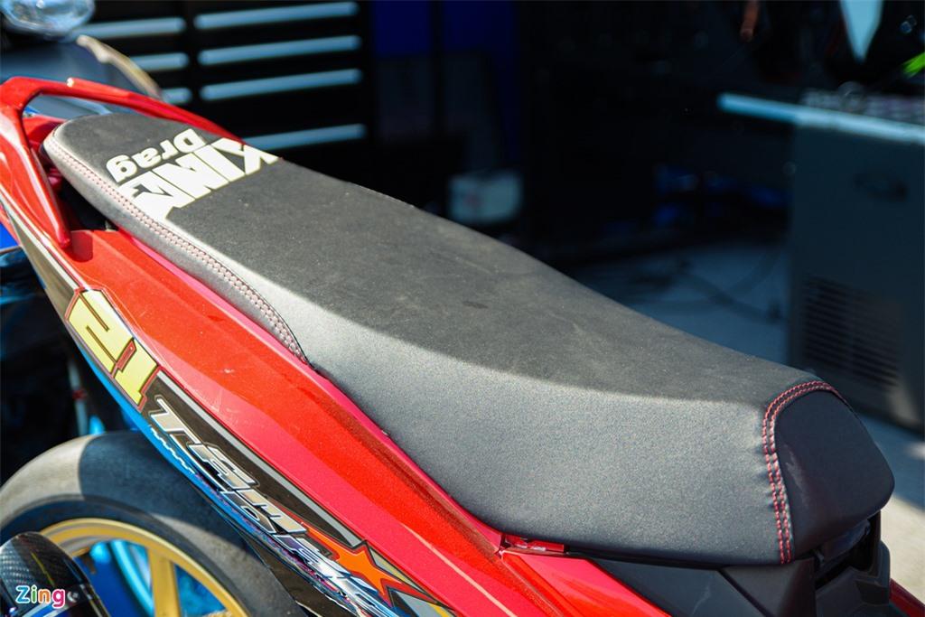 Yamaha Exciter 150 voi ban do danh cho san dua anh 7