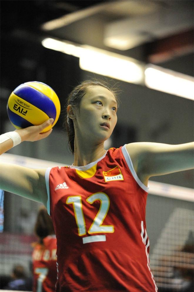 Ngọc nữ triệu người mê của thể thao Trung Quốc: Khí chất phi phàm, song nỗi đau dai dẳng - Ảnh 2.
