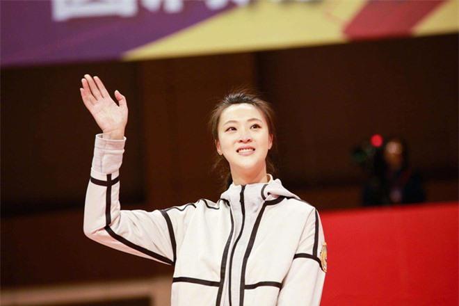 Ngọc nữ triệu người mê của thể thao Trung Quốc: Khí chất phi phàm, song nỗi đau dai dẳng - Ảnh 3.